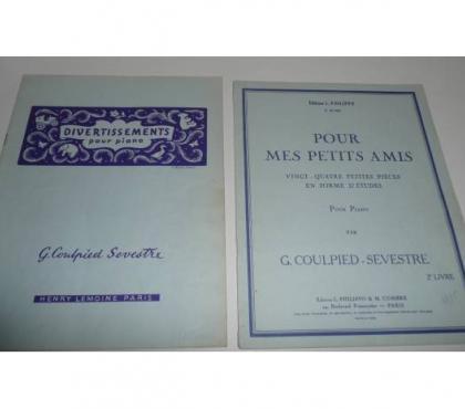 Photos Vivastreet PARTITIONS DE PIANO DIVERTISSEMENT/POUR MES PETITS AMIS
