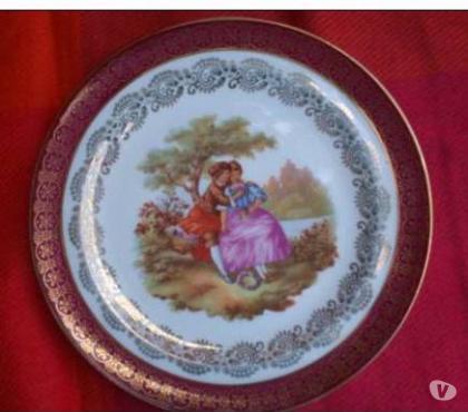 Photos Vivastreet assiette fragonard, porcelaine de limoges