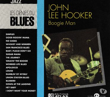 Photos Vivastreet CD John Lee Hooker Boogie Man - Les Génies Du Blues