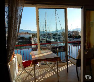 Photos Vivastreet Empuriabrava studio 2pers.IM front de mer