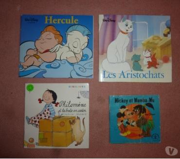 Photos Vivastreet 3 mini-livres -2 Walt Disney et 1 Magnard Jeunesse