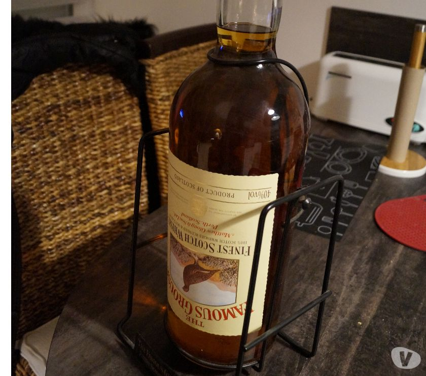 Photos Vivastreet Balancelle Famous Grouse 4,5L