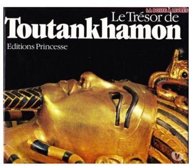 Photos Vivastreet Le Trésor De Toutankhamon La Tombe Dans La Vallée Des Rois.