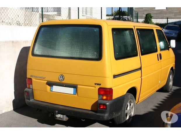 Photos Vivastreet Kit 89 de protections isothermiques VW T4 transporter