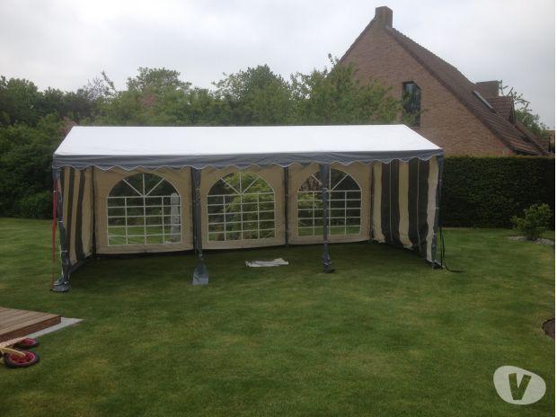 Photos Vivastreet location tonnelle - chapiteau -barnum - tente de réception