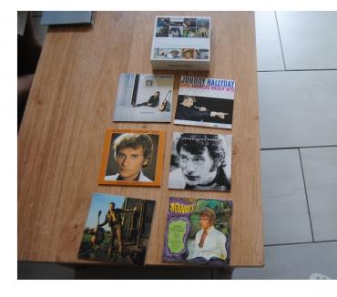 Photos Vivastreet album de 13 cd de johnny hallyday