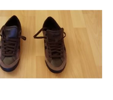 Photos Vivastreet Baskets homme Asics homme t.38,5