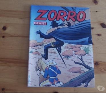 Photos Vivastreet BD Zorro Géant Numéro 7 Le Loup de la Sierra DB