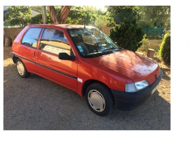 Photos Vivastreet PEUGEOT 106 KID 1.0i 3 PORTES CT OK