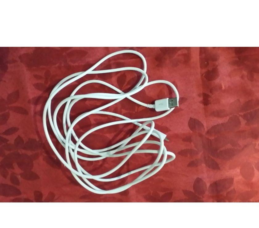 Photos Vivastreet Cable usb tel tous types charge rapide longueur 3m