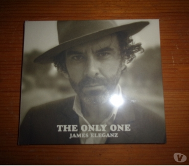 Photos Vivastreet CD The Only One de James Eleganz (Neuf)