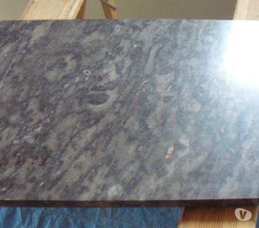 Photos Vivastreet plaque de maebre 1 paque de marbre de couleur grise