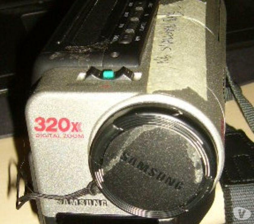 Photos Vivastreet 2 camescopes 8mm video8 SAMSUNG à réparer