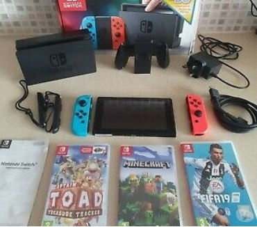 Photos Vivastreet Nintendo switch
