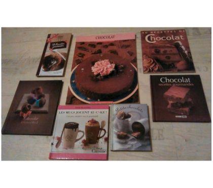 Photos Vivastreet 7 ouvrages sur le chocolat