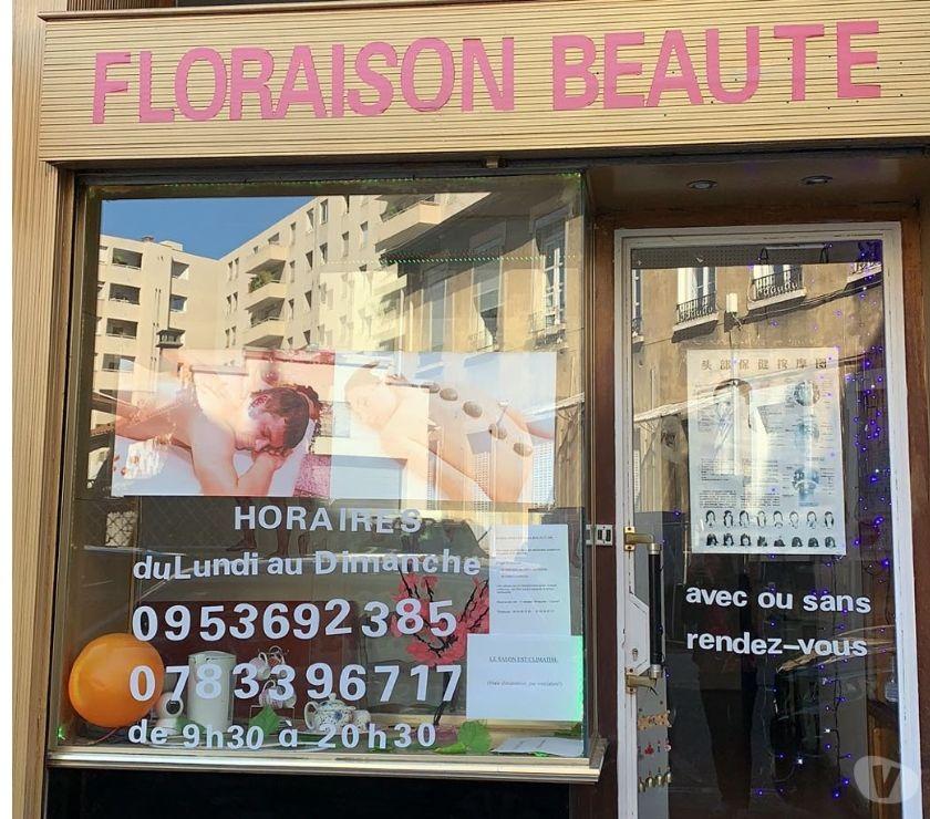 Massages Rhône Villeurbanne - 69100 - Photos Vivastreet NOUVEAU SALON 6 RUE JUBIN VILLEURBANNE