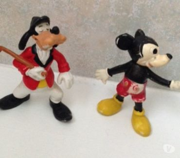 Photos Vivastreet Figurines DINGOGOOFY et MICKEY MOUSE années 19601970