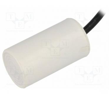 Photos Vivastreet Condensateur 4µF 5% 450V 35mmx63mm avec fils