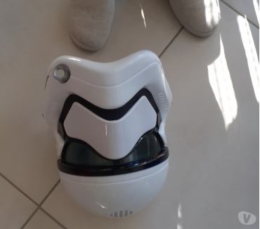 Photos Vivastreet Masque de star wars blanc