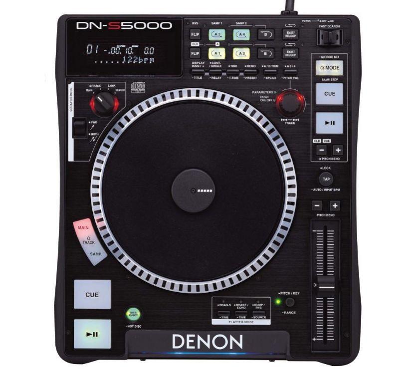 Photos Vivastreet DENON DN-S5000 - platine CD PRO
