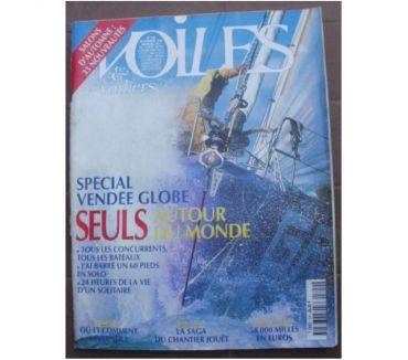 Photos Vivastreet VOILES et VOILIERS N° 309 Spécial VENDEE GLOBE 1996-1997