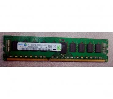 Photos Vivastreet Barrette RAM SAMSUNG 4GB M393B5273CH0-YH9 PC3L 10600R (2RX8)