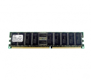 Photos Vivastreet Barrette RAM SAMSUNG 256MB MEMORY DDR PC2100R-25330-M0
