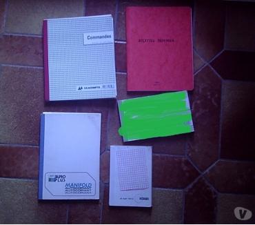 Photos Vivastreet Cahiers et Blocs Spéciaux - Manifolds autocopiant - Neufs