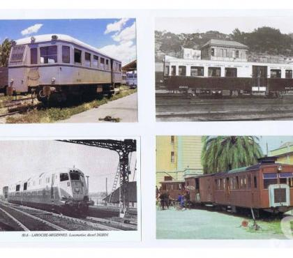 Photos Vivastreet Lot de 12 cpm de trains, chemins de fer, locomotives