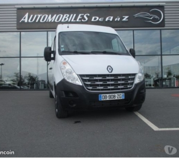 Photos Vivastreet Renault Master III FG F3500 L2H2 2.3 DCI 100CH CONFORT