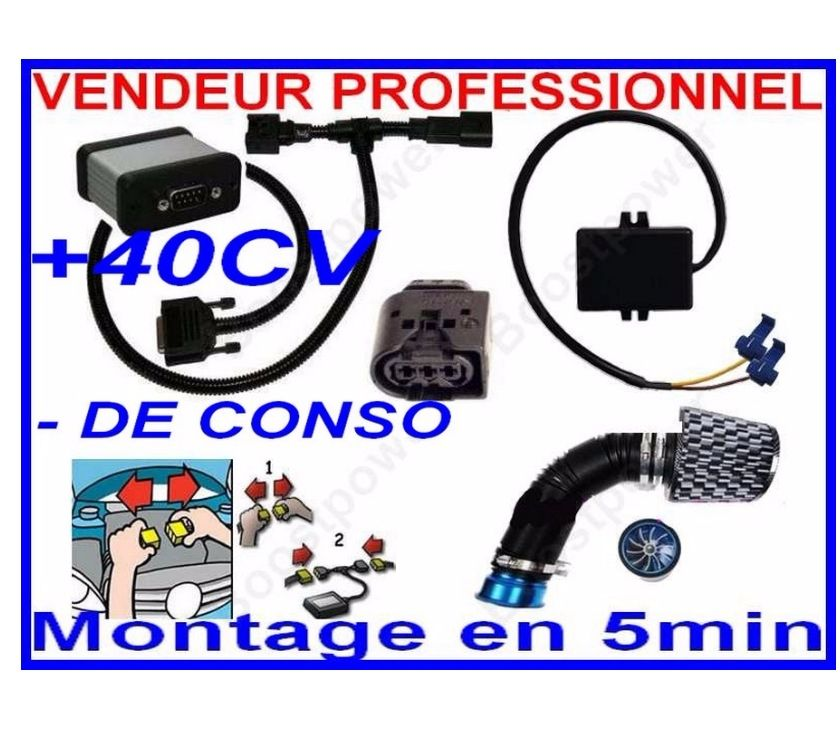 Photos Vivastreet BOITIER ADDITIONNEL ELECTRONIQUE PUISSANCE PUCE POWER SYSTEM