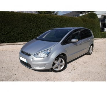 Photos Vivastreet Location Ford S-Max 1.8 TDCI 125 TITANIUM BV6 7PL 2009