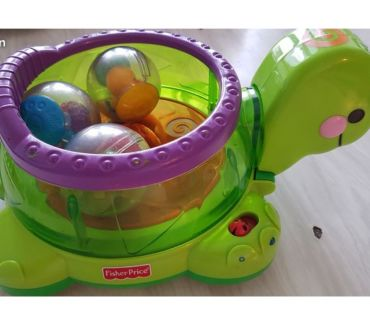 Photos Vivastreet TORTUE FISHER PRICE ELECTRONIQUE