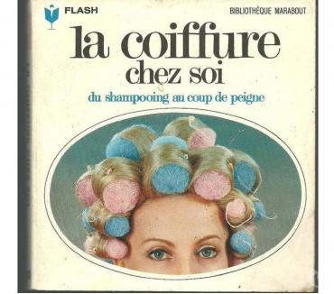 Photos Vivastreet Livre MARABOUT N° 280 - La coiffure chez soi du shampooing a