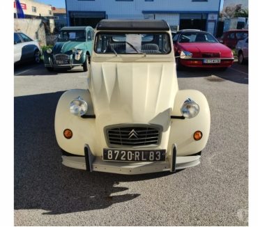 Photos Vivastreet Citroen 2CV