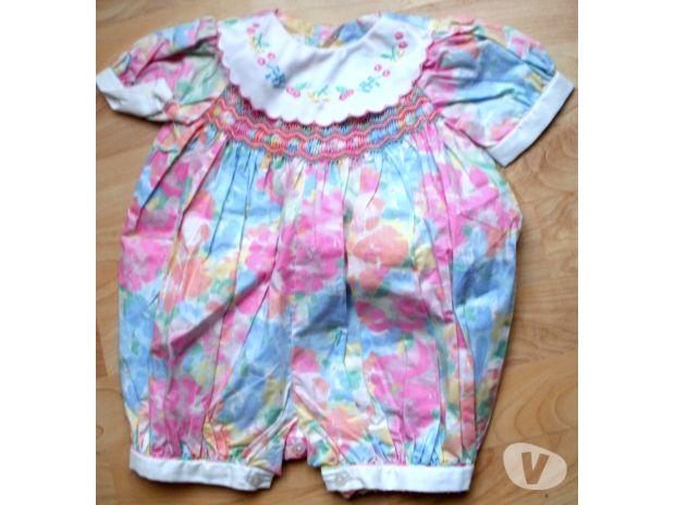 Photos Vivastreet Combishort fille 6 mois