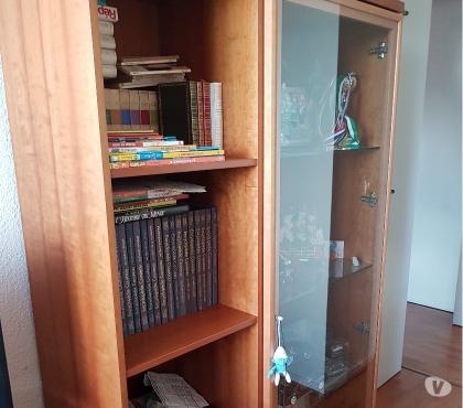 Photos Vivastreet Commode et bibliothèque vitrine