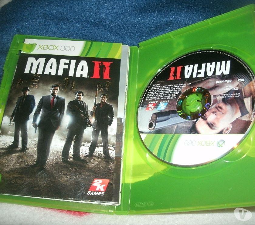 Photos Vivastreet xbox 360 mafia II