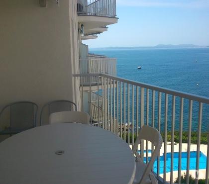 Photos Vivastreet Rosas. Costa Brava.T3 de 60m2. Première ligne. Bord de mer.