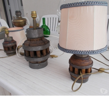 Photos Vivastreet LOT DE 3 LAMPES