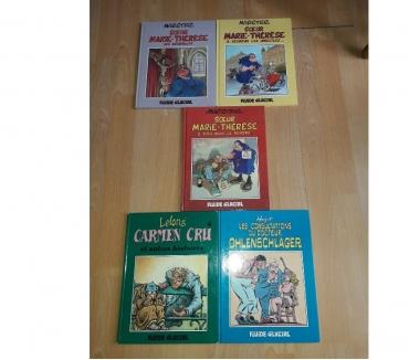Photos Vivastreet Lot de 5 livres Fluides Glacial