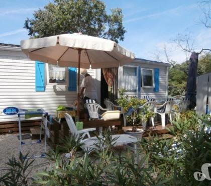 Photos Vivastreet MOBIL HOME CLIM camping 3* piscine chauffé