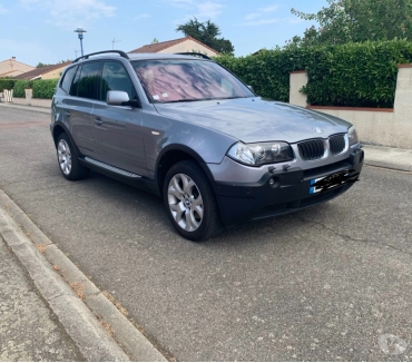 Photos Vivastreet BMW X3 3.0d bva ct ok RAS