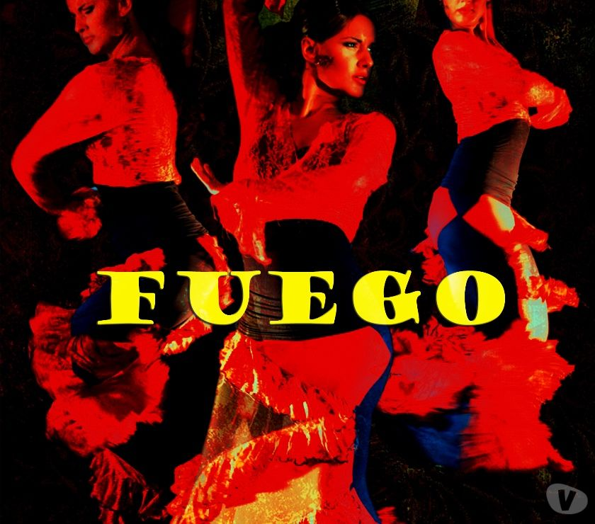 Photos Vivastreet Spectacle Flamenco Fuego