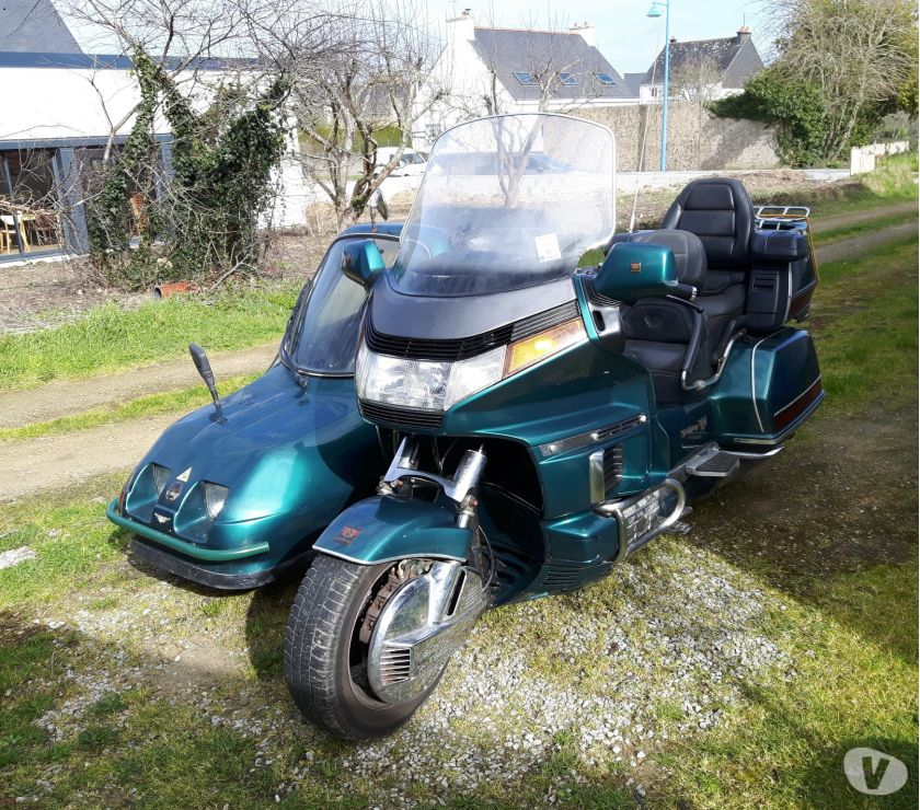side car goldwing 1500 echar plouhinec 56680 moto occasion a vendre avec vivastreet. Black Bedroom Furniture Sets. Home Design Ideas