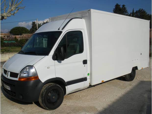 renault master 120 dci 2009 avignon 84000 utilitaires occasion pas cher a vendre avec vivastreet. Black Bedroom Furniture Sets. Home Design Ideas