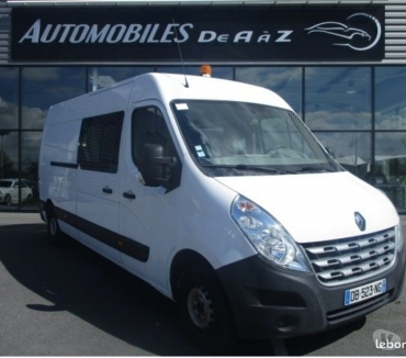 Photos Vivastreet Renault Master III FG F3500 L3H2 2.3 DCI 100CH