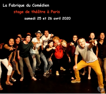 Photos Vivastreet Stage theatre debutant Paris week-end avril