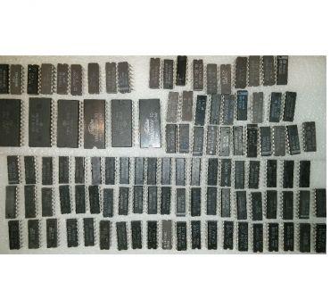 Photos Vivastreet LOT de 106 circuits intégrés RADIO-CB + dizaines d'autres.