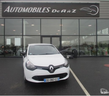 Photos Vivastreet Renault Clio IV STE 1.5 DCI 75CH AIR ECO² 90G berline